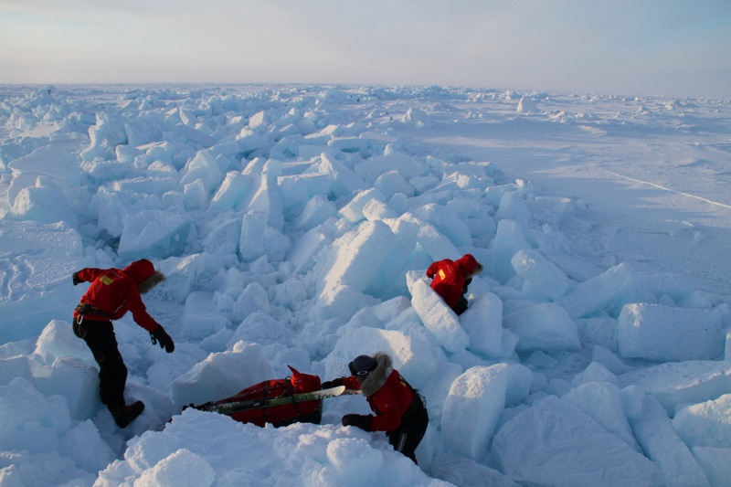 Expeds Last Degree North Pole