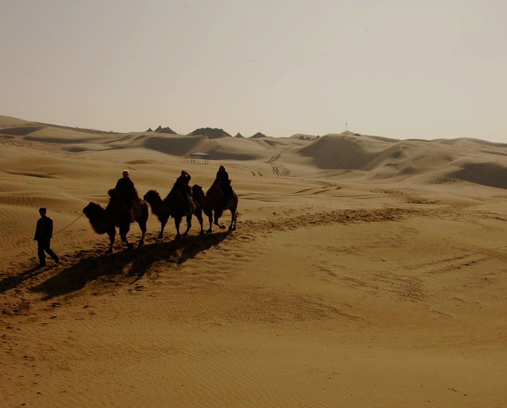 Marco Polo Silk Road Exped Camel Riding
